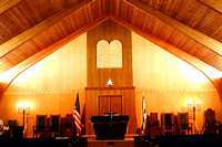 Temple Israel in Athol, MA